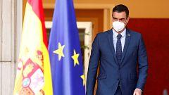 """Sánchez, Iglesias y Arrimadas critican la actitud del rey emérito y el PP dice """"respetar"""" sus decisiones"""