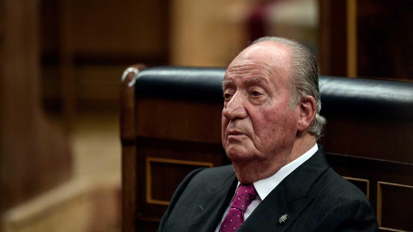 Juan Carlos I paga a Hacienda 4,4 millones en una segunda regularización