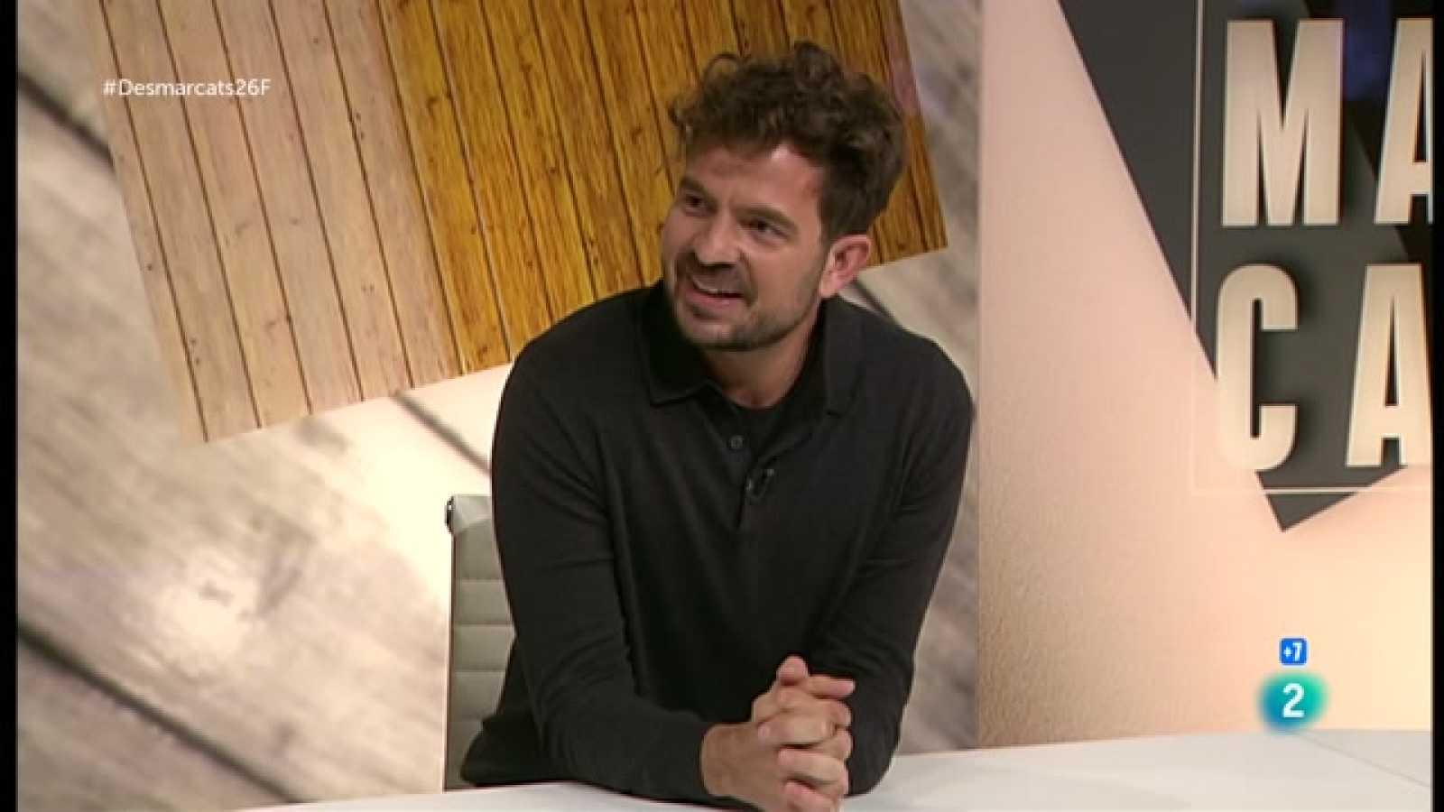 Desmarcats - Jaume Campistol, jutge de cadira de tennis