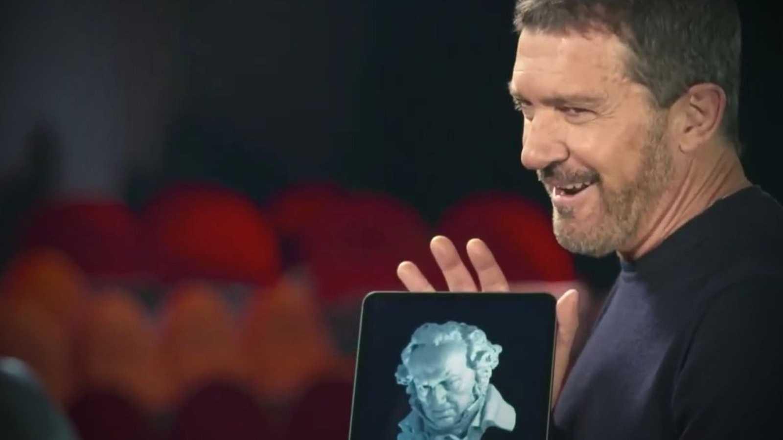 Así se entregarán los 'cabezones' de los Premios Goya 2021