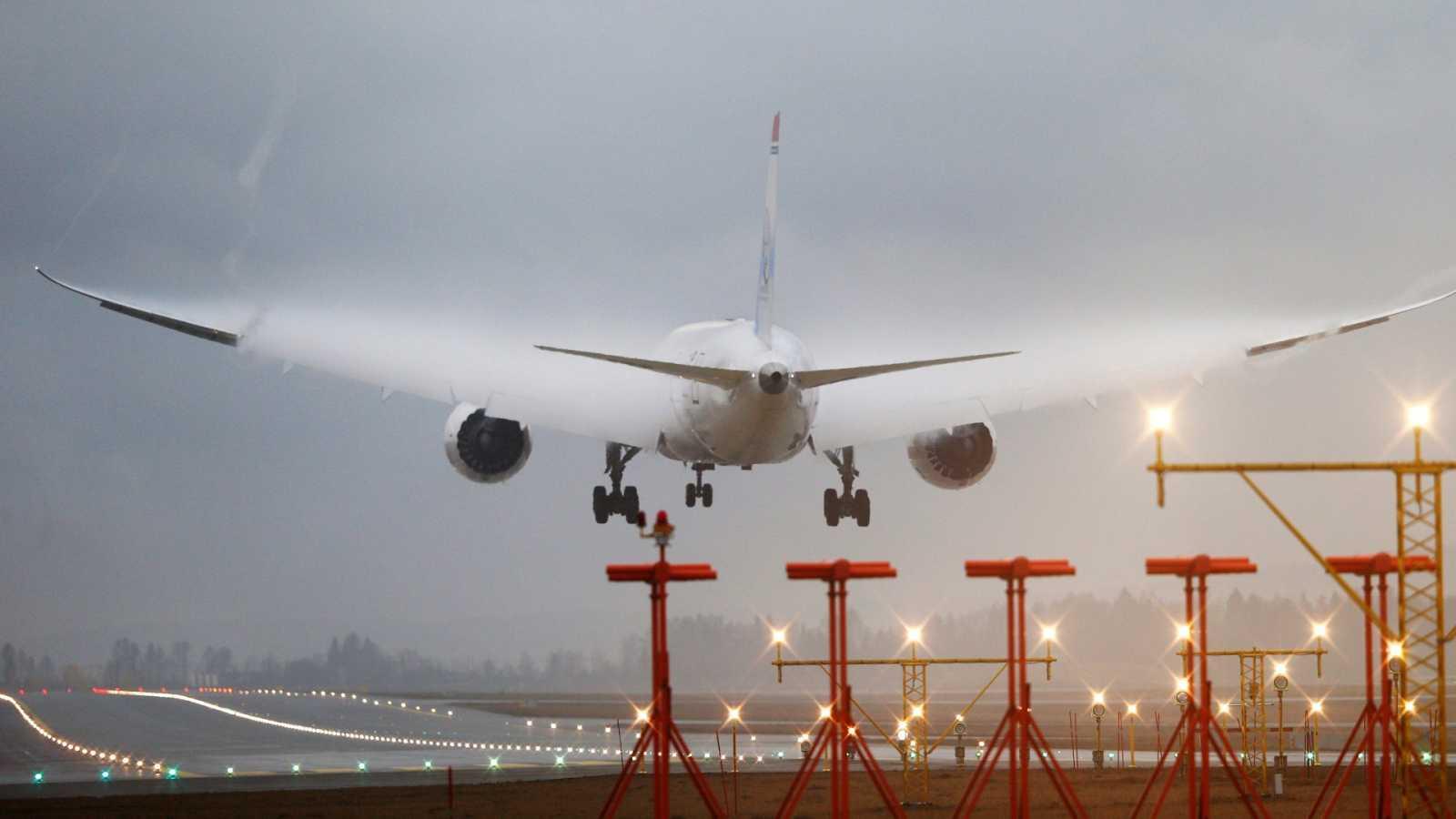 La reducción del tráfico aéreo por la pandemia lastra los resultados de IAG que pierde 6.900 millones