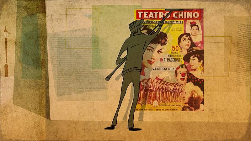 Somos documentales - Teatro chino de Manolita Chen, el cabaret de los pobres - Ver ahora