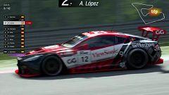 Automovilismo virtual - Campeonato de España Gran turismo - Gran Premio 3