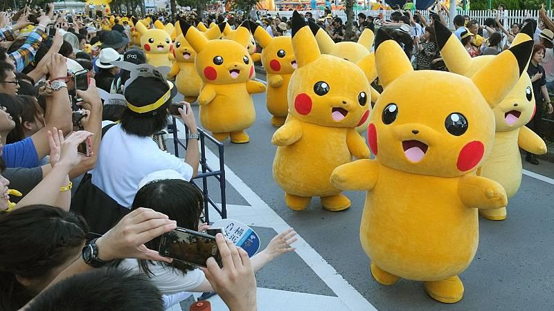 Pokémon celebra su 25 aniversario con la reedición de sus juegos más clásicos