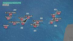 El tiempo en Canarias - 27/02/2021