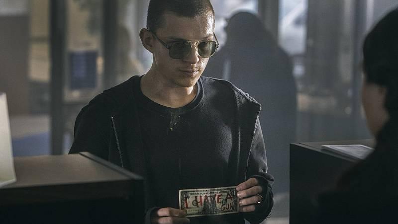 Tom Holland protagoniza 'Cherry', la nueva película de los hermanos Russo
