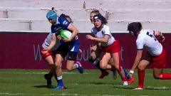 Rugby - Torneo internacional Sevens (femenino): España - Rusia