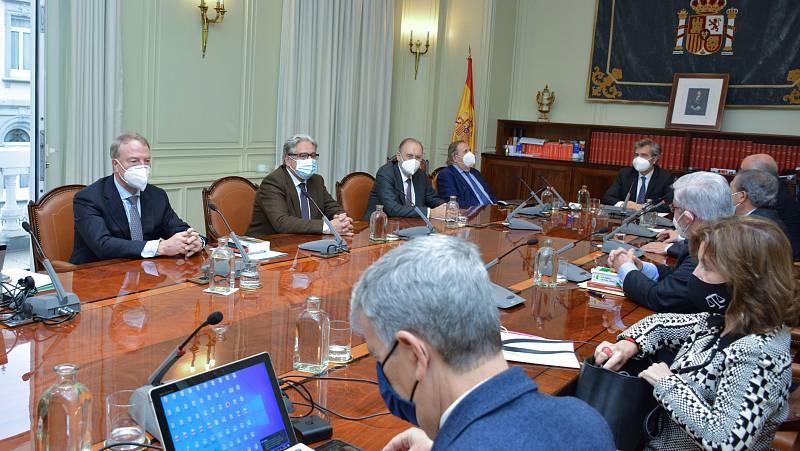 Los partidos se reprochan la falta de acuerdo respecto a la renovación del CGPJ
