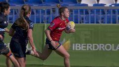 Rugby - Campeonato de Europa Femenino: España - Holanda