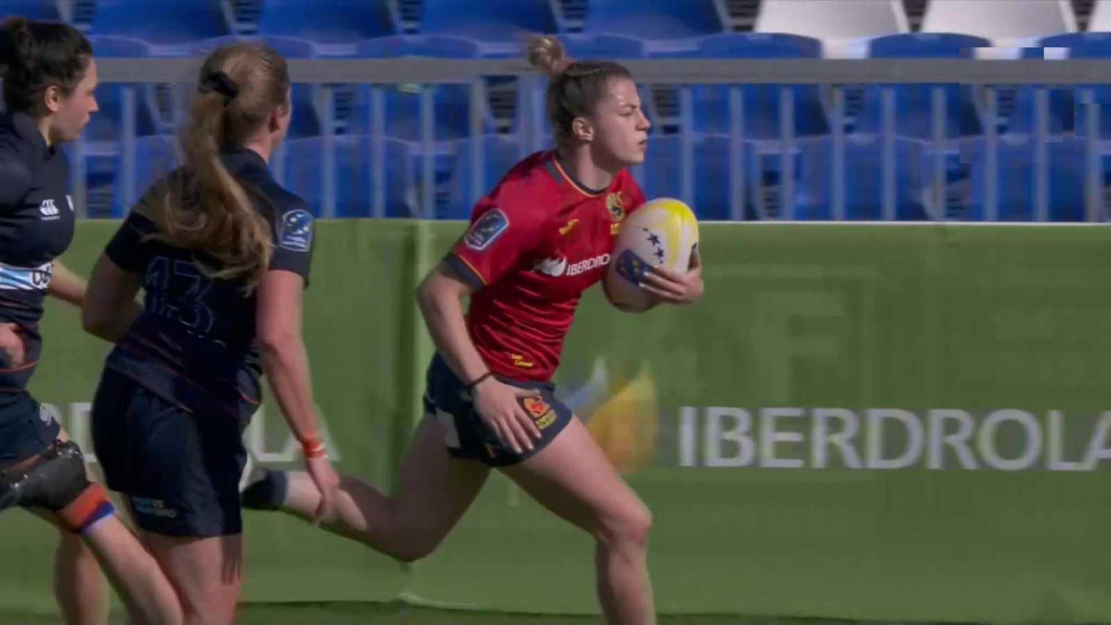 Rugby - Campeonato de Europa Femenino: España - Holanda - ver ahora