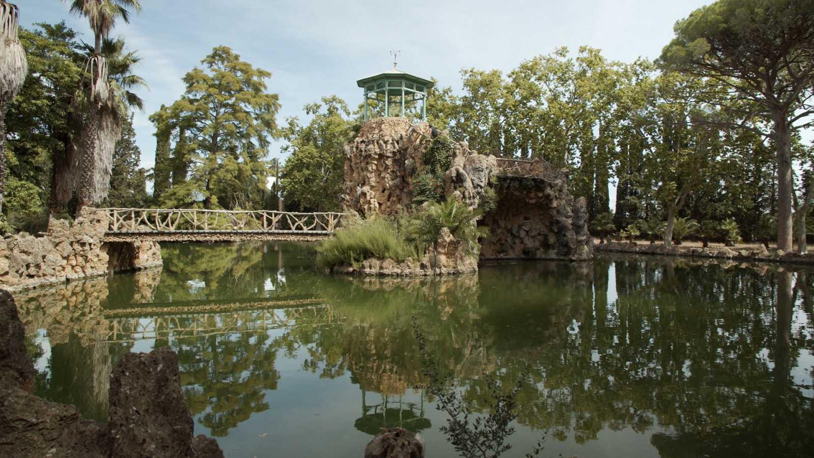 Jardines con historia - Cambrils: Parc Samà - ver ahora