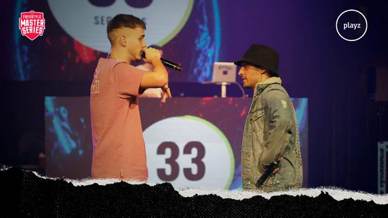 FMS España 2020 - Mira ya la batalla de Bnet contra Blon de la Jornada 8