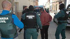 Dos detenidos por asaltar un cuartel de la Guardia Civil de la localidad toledana de Villafranca de los Caballeros