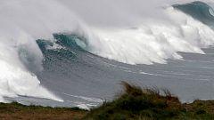 Cuatro provincias de Galicia y Andalucía tendrán riesgo por oleaje y mala mar de fondo