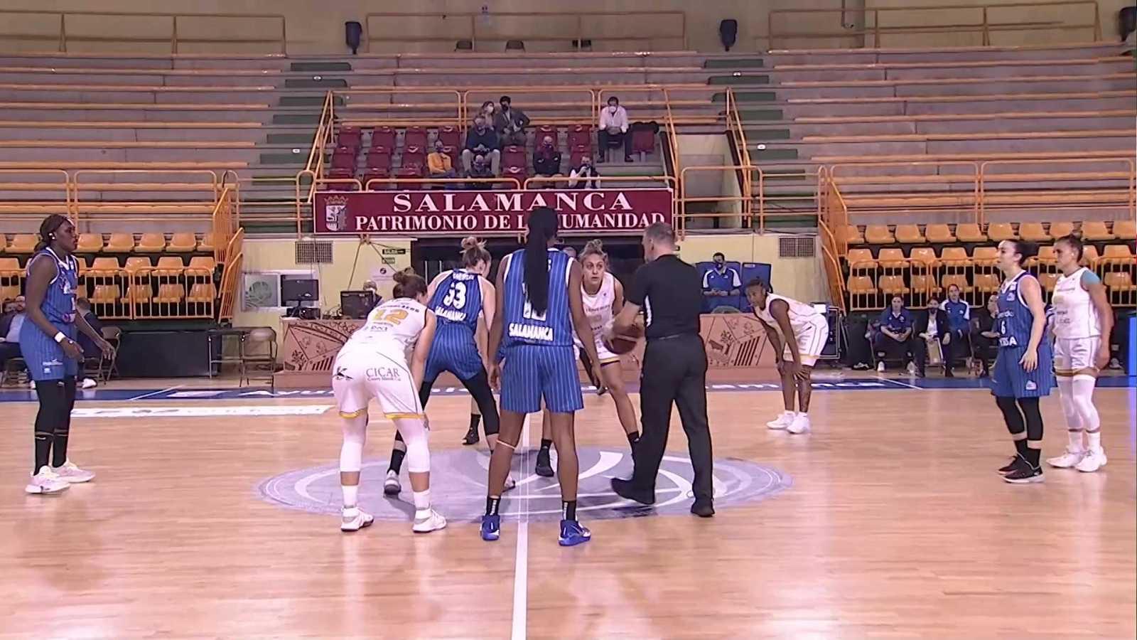 Baloncesto - Liga femenina Endesa. 27ª jornada: Perfumerías Avenida - Ciudad de La Laguna Tenerife - ver ahora