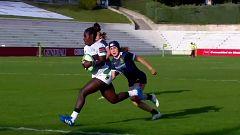 Rugby - Torneo internacional Sevens (femenino): España - Kenya