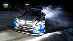 WRC - Campeonato del Mundo. Rally del Ártico. Resumen 2ª Etapa