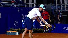 Tenis - ATP 250 Torneo Córdoba. 2ª Semifinal: A. Ramos-Viñolas - F. Bagnis