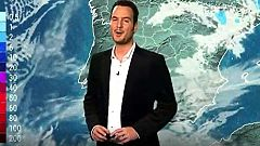 Viento fuerte en litoral gallego, el de Andalucía oriental y Estrecho