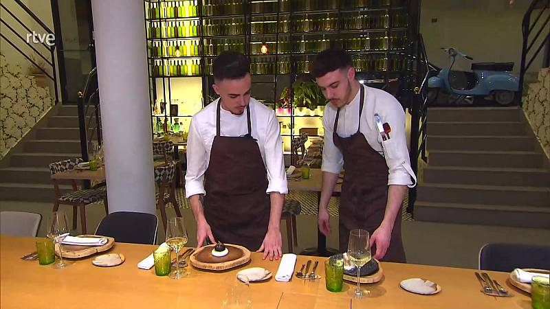 Zoom Tendencias - Por La Mancha, con dos jóvenes chefs muy cañeros - ver ahora
