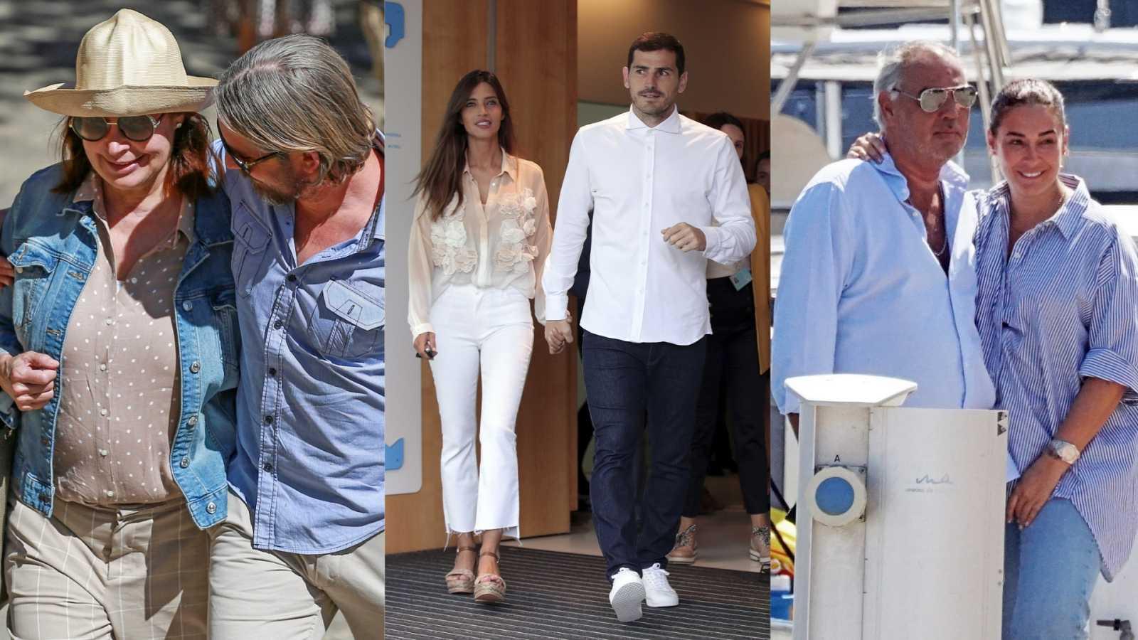 ¿Qué famosos españoles se han ido a Portugal?