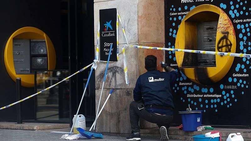 La escalada de violencia en Barcelona levanta las alarmas