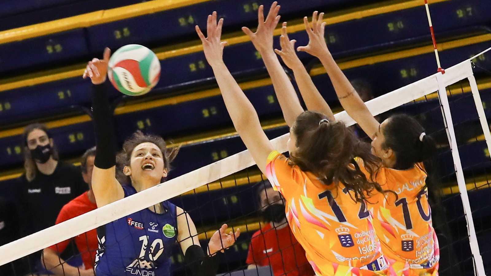 Voleibol - Copa de la Reina. Final: CV CCO 7 Palmas - Feel Volley Alcobendas - ver ahora