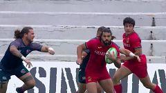 Rugby - Torneo internacional Sevens (masculino): USA - España