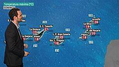 El tiempo en Canarias - 28/02/2021
