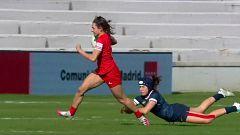Rugby - Torneo internacional Sevens (femenino) 3º y 4º puesto: España - Polonia