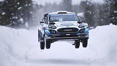 WRC - Campeonato del Mundo. Rally del Ártico. Resumen 3ª y última Etapa