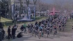 Gran nivel en Banyoles durante la Super Cup de Mountain Bike