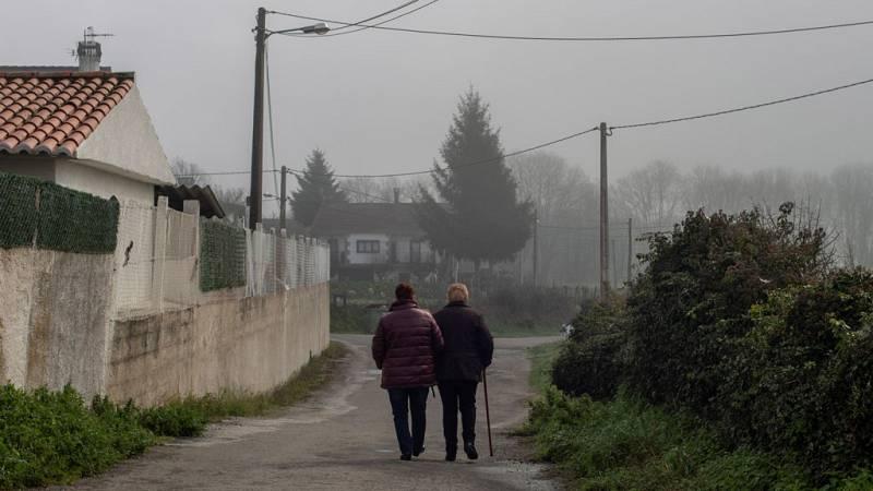 Intervalos de viento fuerte en Galicia y Andalucía