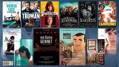 Maratón de películas premiadas en los Goya y dos nuevos estrenos