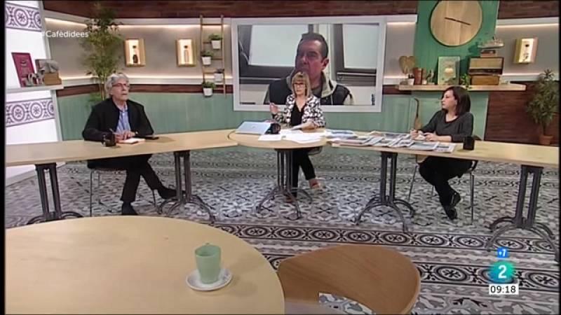 Miquel Sàmper, preocupació pels aldarulls i eleccions al Barça