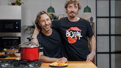 Cocido exprés vegano: Gipsy Chef reinventa el cocido