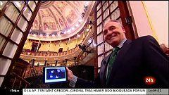 Parlamento - El reportaje - 23F en el hemiciclo: el ujier que lo vio todo - 27/02/2021