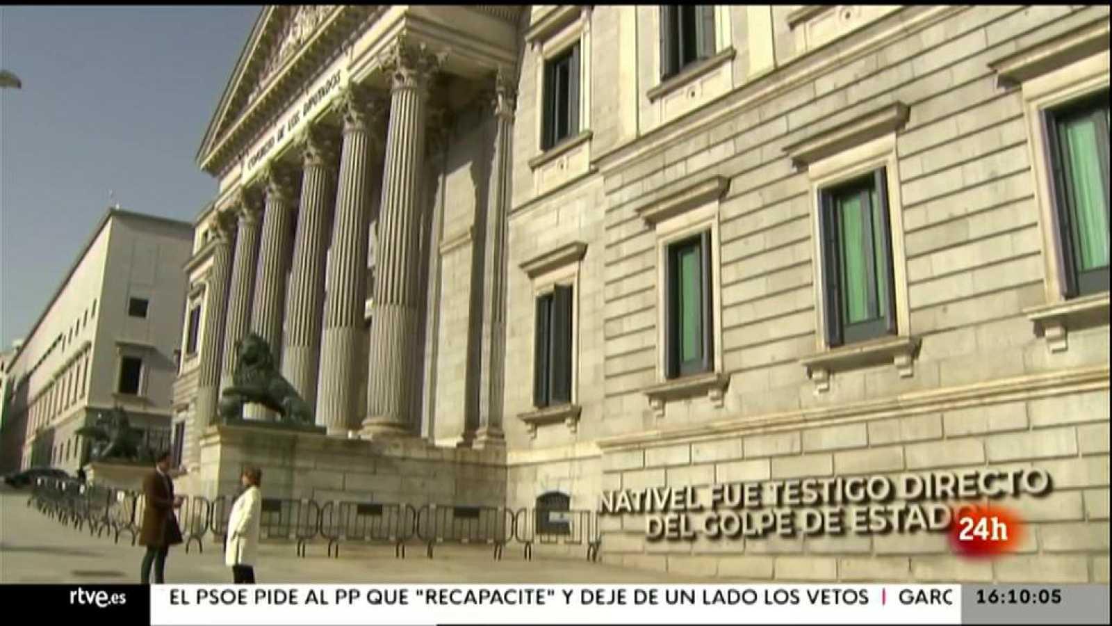 Parlamento - El reportaje - La prensa y el 23F - 27/02/2021