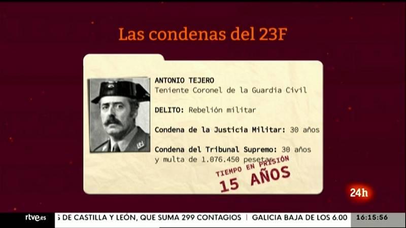 Parlamento - El reportaje - 23F: los golpistas y el juicio - 27/02/2021