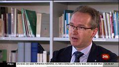 Parlamento - La entrevista - Alfonso Pinilla, investigando el 23F - 27/02/2021