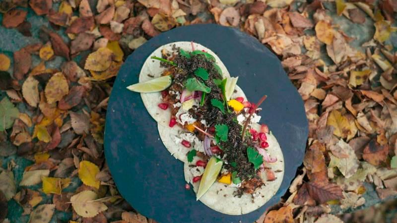 Las rutas D'Ambrosio - Tacos veganos al estilo D'Ambrosio