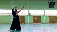 Así es el Kyudo, el tiro con arco japonés