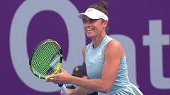 Tenis - WTA Torneo Doha: J. Brady - A. Kontaveit