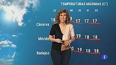 El Tiempo en Extremadura - 01/03/2021