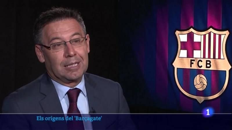 L'expresident Josep Maria Bartomeu detingut pel BarçaGate