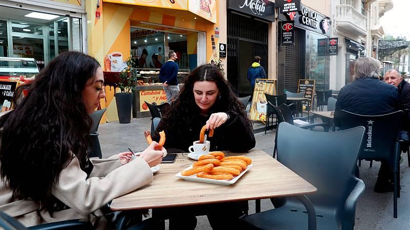 La hostelería abre en la Comunidad Valenciana tras 38 días sin actividad por las restricciones