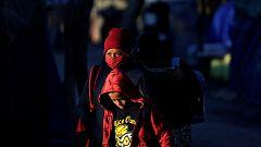 Cerca de 25.000 migrantes esperan su turno en la frontera para poder entrar en Estados Unidos