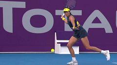 Tenis - WTA Torneo Doha: Kudermetova - Muguruza