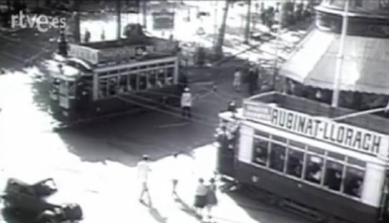 Arxiu TVE Catalunya - Memòria popular - La vaga de tramvies del 1951