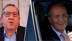 """Gestha advierte de que si la regularización de Juan Carlos I se hizo con donaciones sería """"una irregularidad"""""""